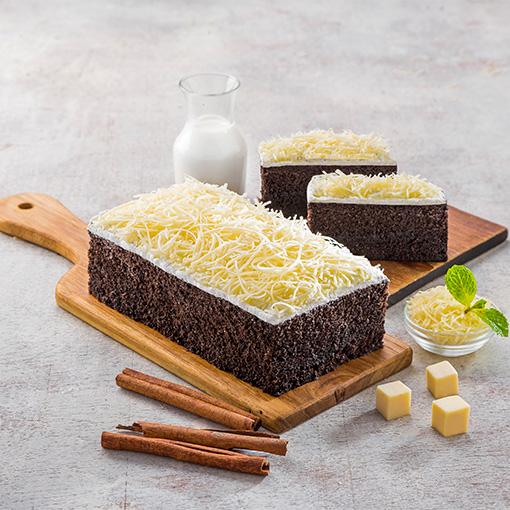 Brownies Keju