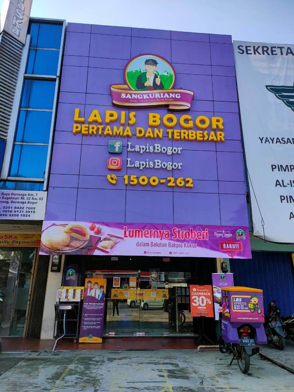 Lapis Bogor Dramaga